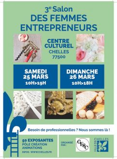Salon des Femmes Entrepreneurs